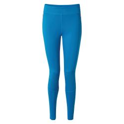 Vågar 2B kvinnor / damer kurvade leggings 18 UK Bensinblå / Fier