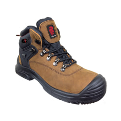 Warrior Mens S3 WR SRC Hiker Boots 8 UK Brun Brown 8 UK