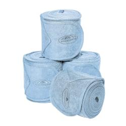 Weatherbeeta Fleecebandage (paket med 4) 3.5m Denim