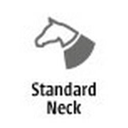 Weatherbeeta Standard Neck Fleece Cooler Rug 4 ft 3 Navy / Red / Whi