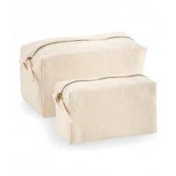 Westford Mill Canvas Accessory Case L Naturlig