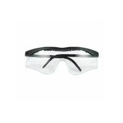 Wilson Jetglasögon One Size Svart / transparent