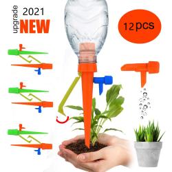 12st växt automatisk vattning långsam frigöringsventilomkopplare