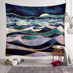 Ukiyo tapetry konstnär hem dekoration för alpin himmel J 200*150CM