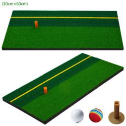 Träning för golvmattautbildningshjälpgräs som slår träningsmattasporter