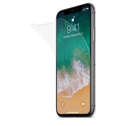 2 x Skärmskydd till iPhone X Transparent one size