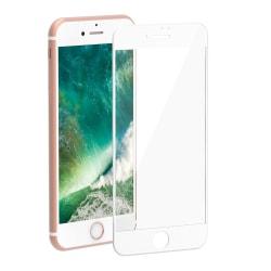 3D skärmskydd i härdat glass till iPhone 6+/6S+  Vit one size