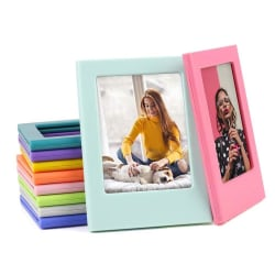 Magnetisk fotoram, Polaroid / Instax fotoram magnetisk grå one size