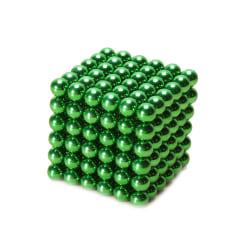 Neocube magnetkulor - 216 stycken Grön