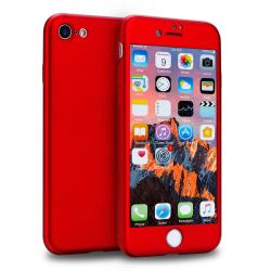 PC Case 360 iPhone 6  Röd