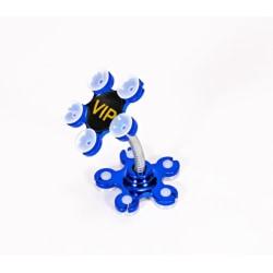 Svängbara telefonhållare Blå one size