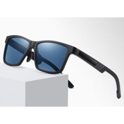 Solglasögon - Klassisk modell Blå one size