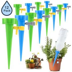 12st Plant automatisk dropp självvattningsventil 12 PCS