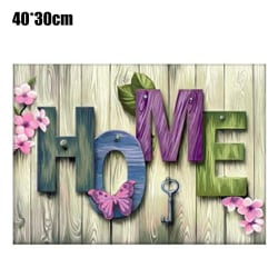 5D Diamond Painting HOME/LOVE Letter Painting Cross Craft Kits HOME