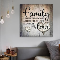 5D Diamond Painting Letter Painting Stitch Home Art Decor