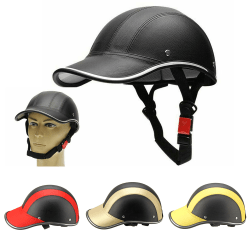 Adult Bicycle Helmet Adjustable Safety Outdoor Protective Head yellow