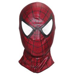 Adults Halloween Spiderman Face Head Mask Party Cosplay Superhero
