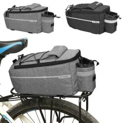 Cykelstol Bakväska Pack Cykelhållare Stabil Verktygssport grey