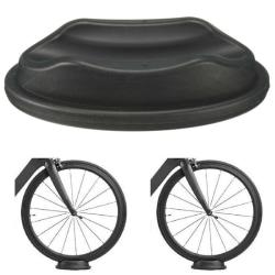 Cykel framhjul stigare plast block stöd cykling tränare