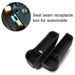 2pcs Car Organizer Seat Carriage Pocket Multifunctional Storage