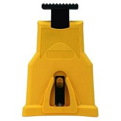 Chainsaw Chain Grinder Yellow Yellow
