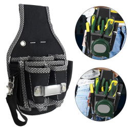 Elektriker Midje Pocket Tool Belt Nail Pouch Kits Förvaringsväska As pics