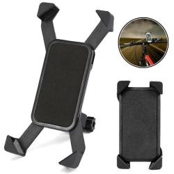 General 360�� Bicycle MTB Handlebar Phone GPS Holder Bracket black