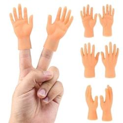 Left And Right Mini Tiny Hand Models Little Finger Joke Toys
