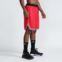 Mens Shorts Jogger Casual Summer Gym Pants Running Shorts Sport Red L