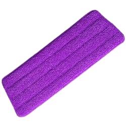 Microfiber Mop Head Premium Mop Pads Purple 14*42cm