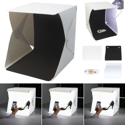 Mini Box Photography Backdrop Photo Studio Portable Lighting