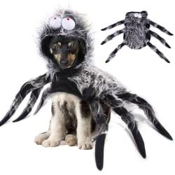 Sällskapsdjur Hunddräkt Spindelhundar Catfestklänning Cospaly S