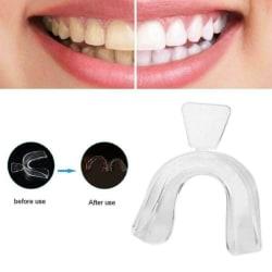 Silicone Universal Transparent Dental Tray Good Shape Stability 1 PCS