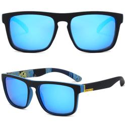 3 par fyrkantiga solglasögon herr solglasögon utomhusglasögon