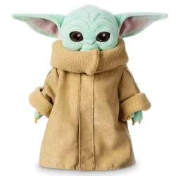The Child Plush Baby Yoda Dolls Kid's Child Gifts Toys 30cm