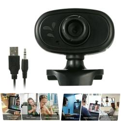 USB Computer Camera Laptop 480P HD MIC Camera Microphone Video