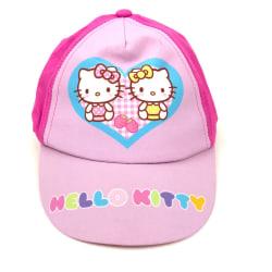 Hello Kitty Baseboll Keps Rosa/cerise storlek 50 Rosa