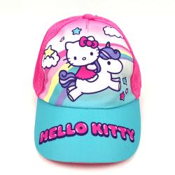 Hello Kitty Baseboll Keps Unicorn Rosa storlek 52 Rosa