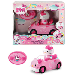 Hello Kitty Convertible IRC Vehicle - Dickie Toys Rosa