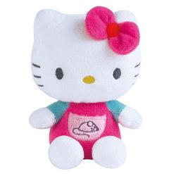 Hello Kitty Mjukis Gosedjur med ficka för första tanden 15 cm Rosa