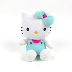 Hello Kitty Mjukis Gosedjur Mintgrön 15 cm Vit