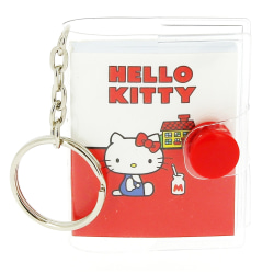 Hello Kitty Retro Nyckelring Anteckningsbok