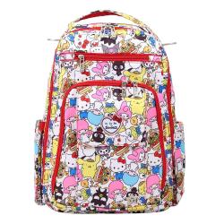 Ju-Ju-Be For Sanrio - Be Right Back - Hello Sanrio Ryggsäck multifärg one size