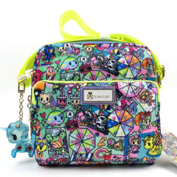 Tokidoki Pool Party Crossbody Väska med Unicorn Figur multifärg one size