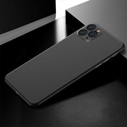 Elegant Ultra tunn skal iphone 11 Pro Max Svart svart