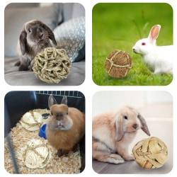 38 st kanin tugg leksaker gräs och kronblad material tugga Dark green