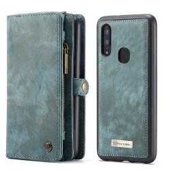CaseMe Samsung Galaxy A40 Plånboksfodral - Grön