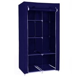 Herzberg HG-8010: Förvaringsgarderob - Liten blå