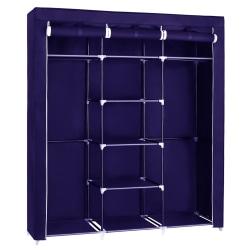 Herzberg HG-8011: Garderob - Blå blå