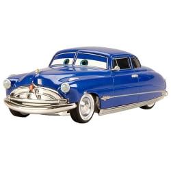 Disney Bilar Pixar Cars Doc Hudson Blue
